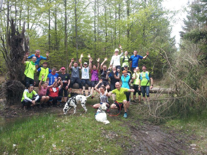 3. RUNNING EXKURSION by GLOBETROTTER.de am 30. April – ein wahres ERLEBNIS !