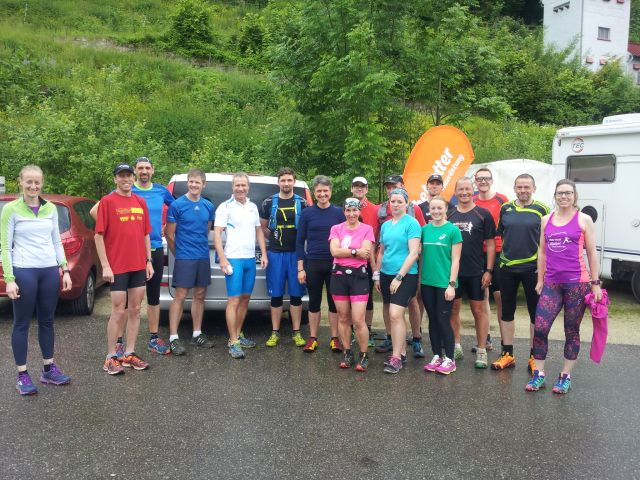 4. RUNNING EXKURSION by Globetrotter in BAD URACH