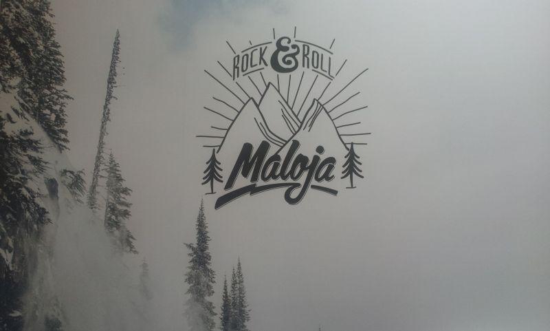 MALOJA – ein Tag im Headquater
