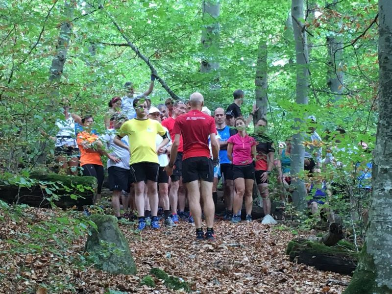 6. Running Exkursion am 17.9. – das war der WAHNSINN !