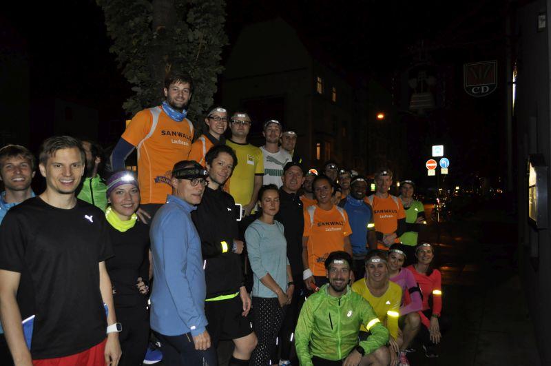 Ledlenser Nachtläufer Aktion- ein toller Erfolg