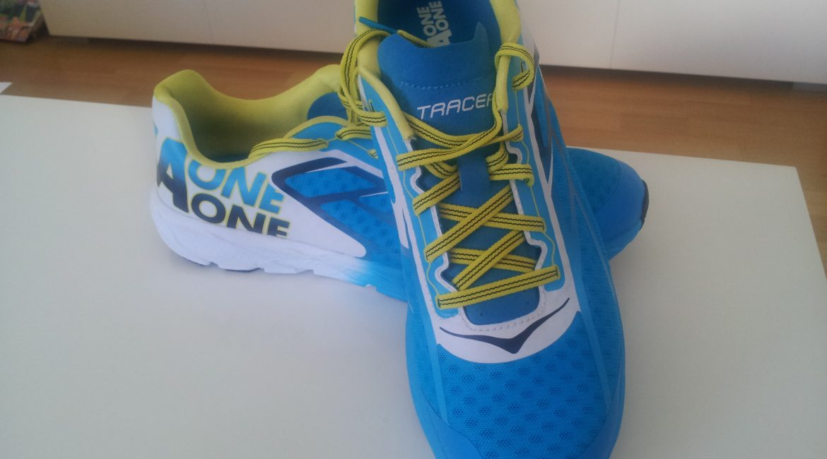 "HOKA ONE ONE: ""Tracer"" der Racer"