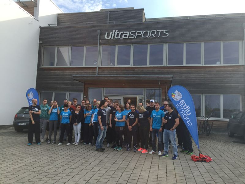 ultrasports TEAM Tag am 5.11.2017