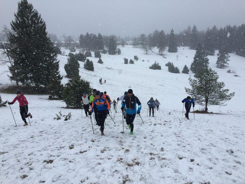 Trailrunning-Workshop und Vortrag TAR beim SV Mergelstetten
