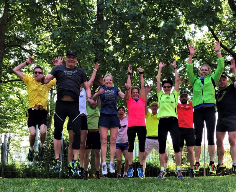 Trailrunning Workshop beim TF Feuerbach